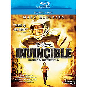 Invincible 2-Disc Blu-ray and DVD