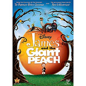 James and the Giant Peach DVD Special Edition