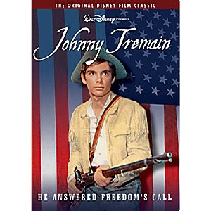 Johnny Tremain DVD