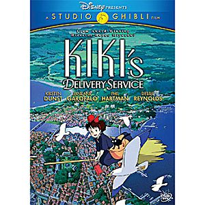 Kikis Delivery Service DVD