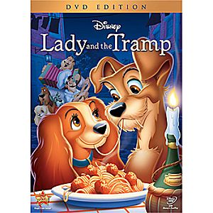 Lady and the Tramp DVD Diamond Edition