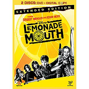 Lemonade Mouth 2-Disc DVD and Digital Copy Extended Edition