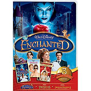 Princess Collection DVD Boxset