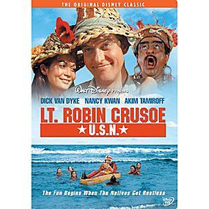 Lt. Robin Crusoe, USN DVD