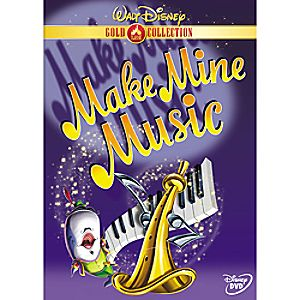 Make Mine Music DVD