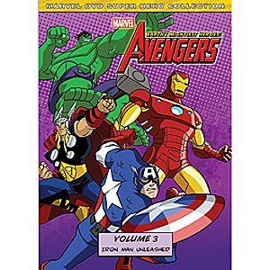 Marvels The Avengers: Iron Man Unleashed Volume 3