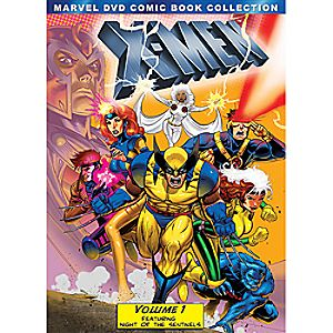 Marvels X-Men Volume 1 DVD
