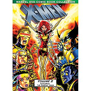 Marvels X-Men Volume 2 DVD