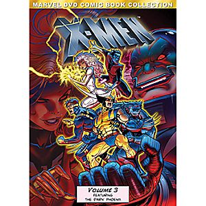 Marvels X-Men Volume 3 DVD