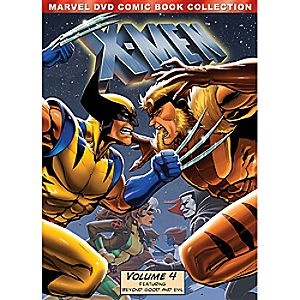 Marvels X-Men Volume 4 DVD