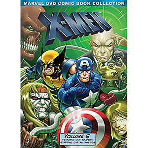 Marvels X-Men Volume 5 DVD