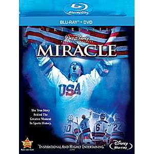Miracle 2-Disc Blu-ray and DVD