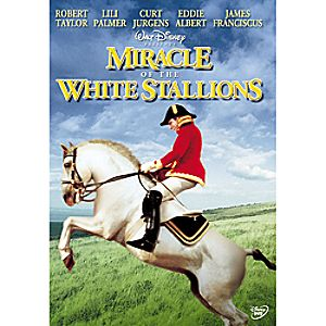 Miracle of the White Stallions DVD