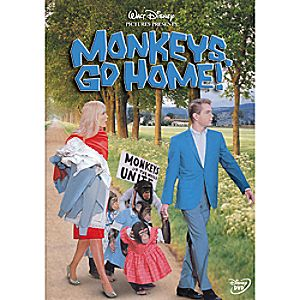 Monkeys, Go Home! DVD