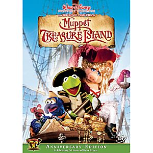 Muppet Treasure Island: Kermits 50th Anniversary Edition DVD