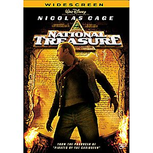 National Treasure DVD Widescreen