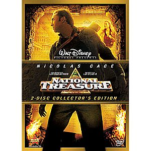 National Treasure 2-Disc DVD Collectors Edition