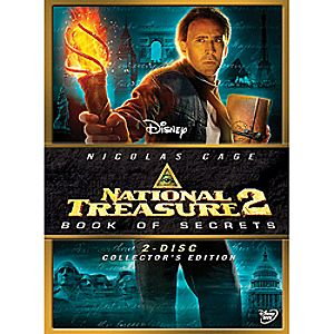 National Treasure 2: Book of Secrets 2-Disc DVD Collectors Edition