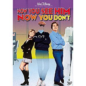 Now You See Him, Now You Dont DVD