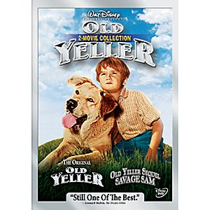 Old Yeller and Savage Sam DVD 2-Movie Collection