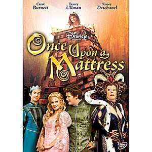 Once Upon a Mattress DVD