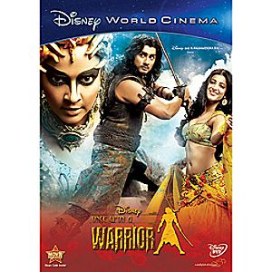 Once Upon a Warrior DVD