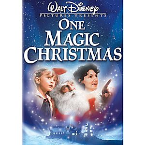 One Magic Christmas DVD