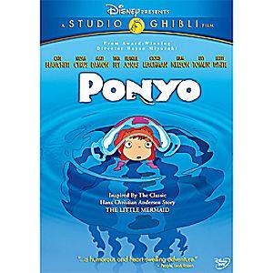 Ponyo 2-Disc DVD