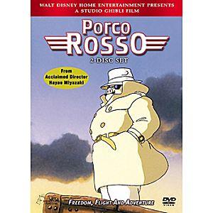 Porco Rosso DVD