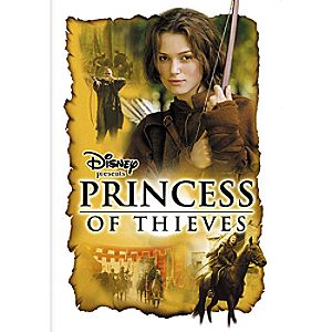Princess of Thieves DVD