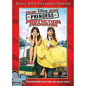 Princess Protection Program: Royal B.F.F. Extended Edition DVD