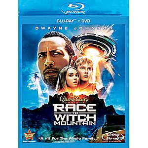 Race to Witch Mountain 2-Disc Blu-ray and DVD