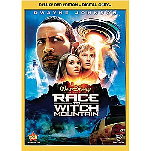 Race to Witch Mountain 2-Disc DVD and Digital File