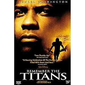 Remember the Titans DVD Widescreen