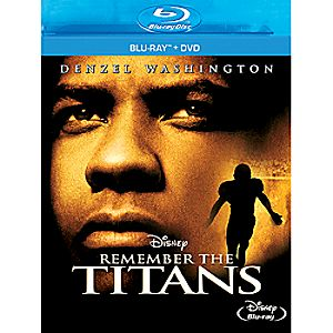 Remember the Titans 2-Disc Blu-ray and DVD