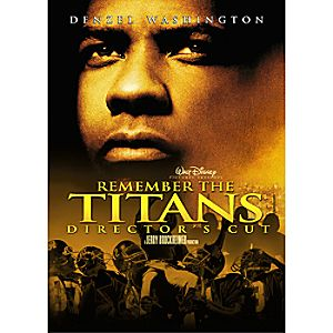 Remember the Titans: Directors Cut DVD