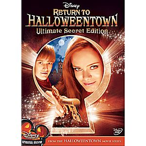 Return to Halloweentown: Ultimate Secret Edition DVD