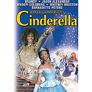 Rodgers and Hammersteins Cinderella DVD