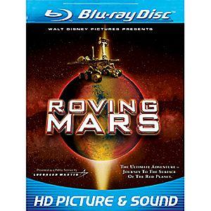 Roving Mars Blu-ray