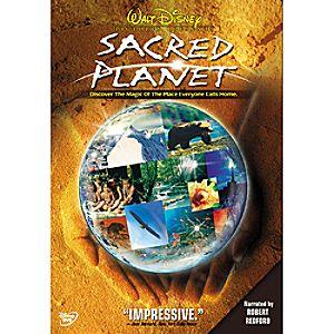 Sacred Planet DVD