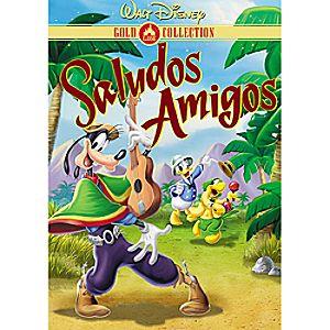 Saludos Amigos DVD Gold Collection
