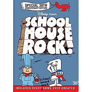 Schoolhouse Rock: Special 30th Anniversary Edition DVD