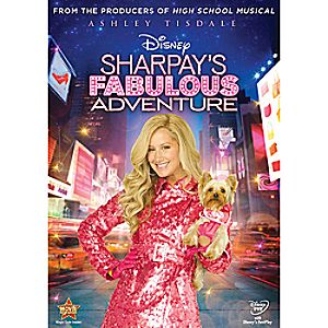 Sharpays Fabulous Adventure DVD