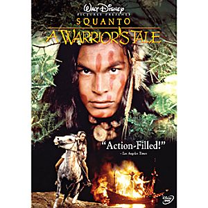 Squanto: A Warriors Tale DVD