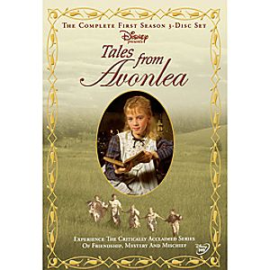 Tales from Avonlea: The Complete First Season DVD