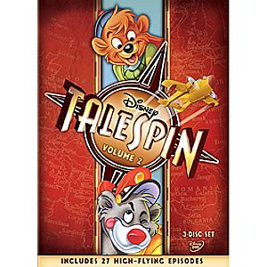 TaleSpin Volume 2 DVD
