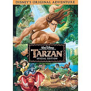 Tarzan Special Edition DVD
