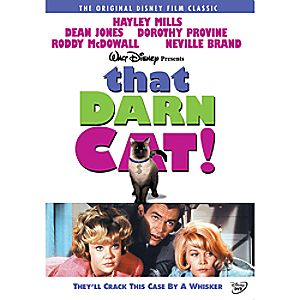 That Darn Cat! (1965) DVD