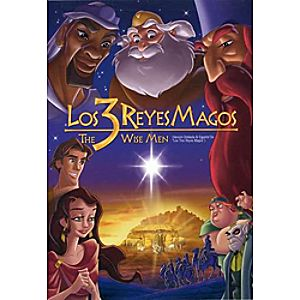 The 3 Wise Men Spanish DVD
