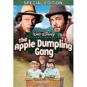 The Apple Dumpling Gang DVD Special Edition